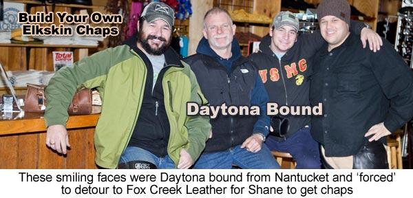 Daytona Bound