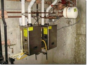Tankless water heaters Seattle