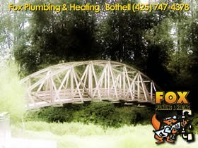 Bothell plumbing, sewer line and water heater repair company