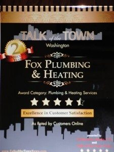 Seattle plumbing heating services best ratings