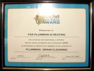 Rated Number 1 for Drain Cleaning in Seattle