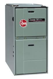 90 furnace King County Rheem Dealer