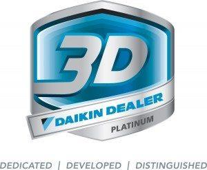 Daikin 3D Platinum