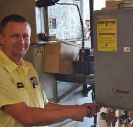 Plumbing at Fox Plumbing & Heating