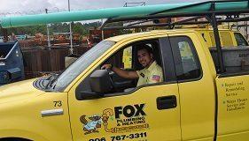 Matt in a Truck