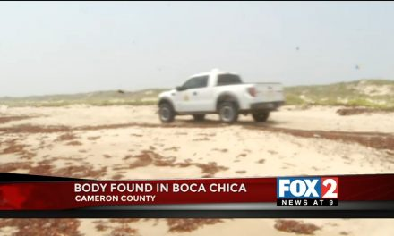 Body Discovered On Boca Chica Beach