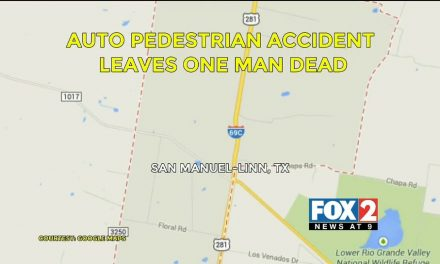 Pedestrian Killed While Attempting To Cross Highway