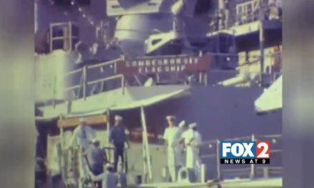 U.S.S. Forrestal Coming To Brownsville For Dismantling