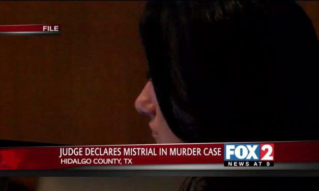 Judge Declares Mistrial In Delgado Murder Case