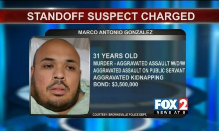 Barricaded Himself Inside Brownsville Home, Now Facing Murder Charges