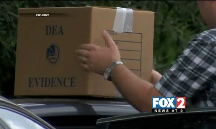 DEA Raids Alleged Drug Dealer's House in Weslaco