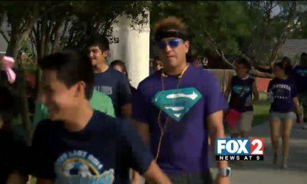 Successful DHR Cancer Survivor Walk