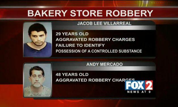 La Reynera Bakery Robbers Arrested in Edinburg