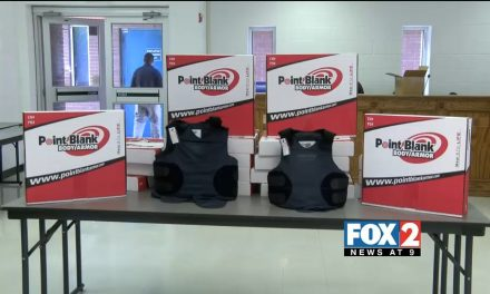 Police Dept. Acquires Additional Crime Fighting Gear