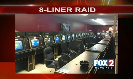 Sheriff's Office Raids 8-Liner in Starr County