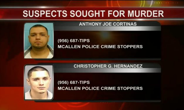Police Search for Suspects in McAllen Murder