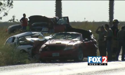 Two Vehicle Crash Leaves One Person Dead in Sharyland