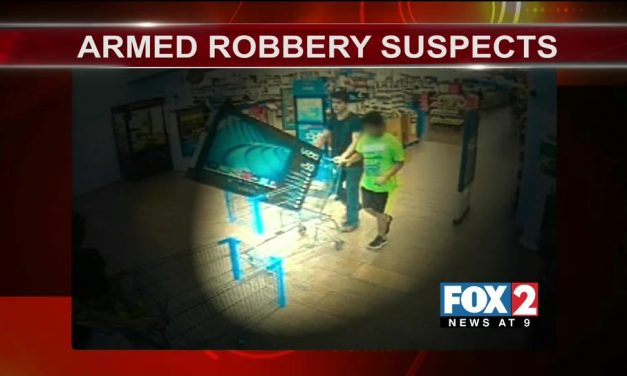 Edinburg Police Searching for Armed Robbery Suspects