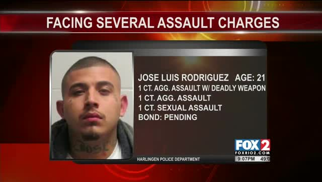 Man Faces Several Charges after Violently and Sexually Assaulting Ex-Girlfriend
