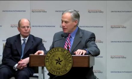 Gov. Greg Abbott Announces $2.8 Million Grant to UTRGV
