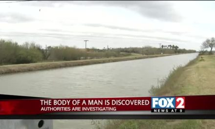 Decomposing Body Found in Mission Canal