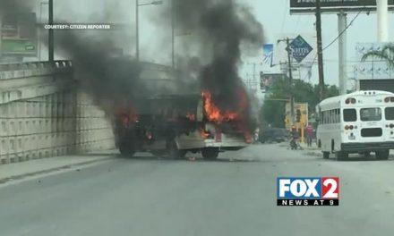 """Violence Erupts in Reynosa Following Arrest of Cartel Leader """"El Gafe"""""""