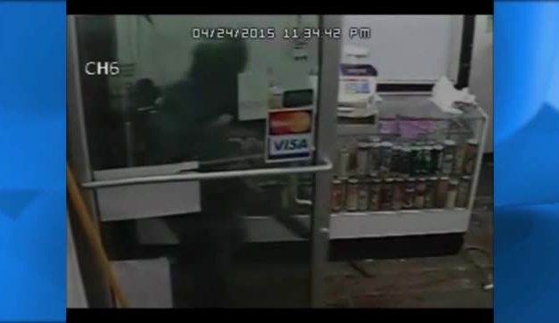 Masked Suspects Rob Store at Gunpoint