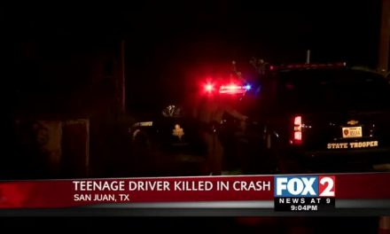 Teenage Driver Killed in Crash, Swerving to Avoid Pedestrians