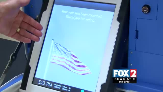 Hidalgo County Modernizing Voting Equipment