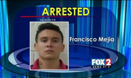 San Benito Man Faces Sexual Assault Charges