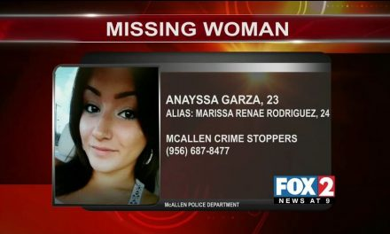 Authorities Searching for Missing Woman