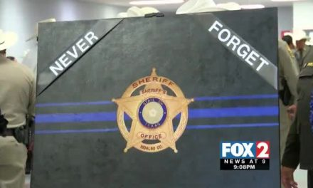 Fallen Hidalgo County Sheriffs Officers Honored in Ceremony