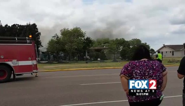 Fire Rips through San Benito Home on Mother's Day