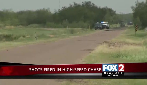 La Joya Authorities Investigating High-Speed Pursuit