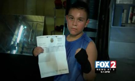Victory of Defeat: Local Boxer Coaches Kids, Steering them away from Drugs and Alcohol