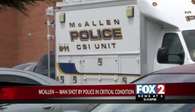 Man in Critical Condition after Police-Involved Shooting