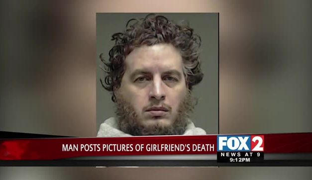 Texas Man Allegedly Murders Girlfriend, Posts Photos to Facebook
