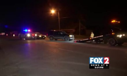 Two Arrested, One on the Run after McAllen Police Pursuit