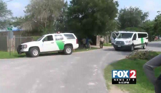 Undocumented Immigrants Found in Stash House, taken into Custody