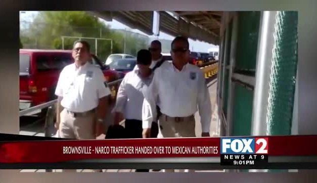 'El Güero' Palma is Extradited to Mexico