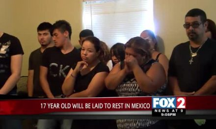 Family Says Final Goodbyes to Teen Who Drowned on SPI