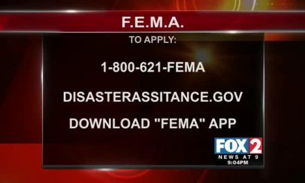FEMA Disaster Center Opens in Mission
