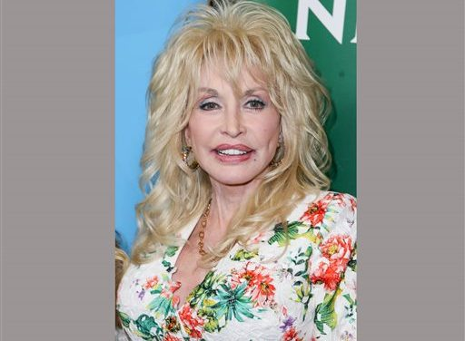 Picture book inspired by Dolly Parton song coming in fall