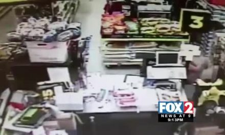 Man Caught on Tape Attempting to Abduct Teen in Florida Store
