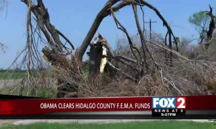 Obama Approves Disaster Funds for Hidalgo County