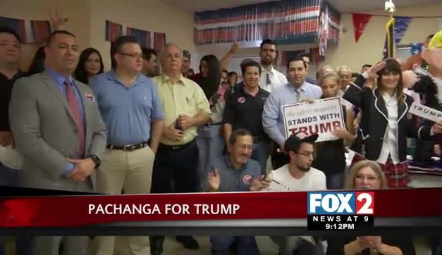 RGV Republicans Throw Pachanga For Donald Trump
