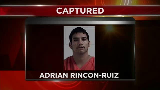 Sexual Predator, Adrian Rincon-Ruiz, Arrested in Mission, Texas