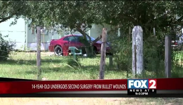 Teen In Shootout Needs Multiple Surgeries