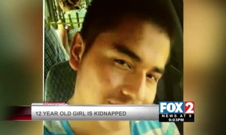 12 Year Old Girl Kidnapped