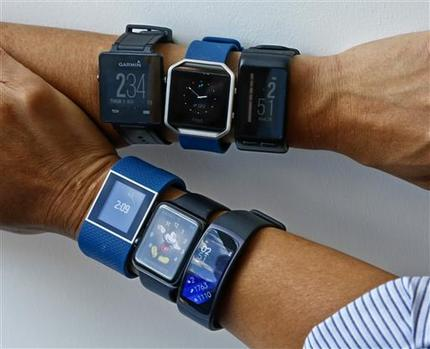 Choosing a fitness tracker when they all sound the same